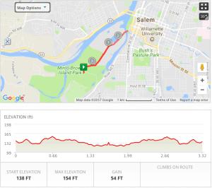 Salem Oregon Map Google.5 Favorite Places To Run Or Walk In Salem Oregon Intentional