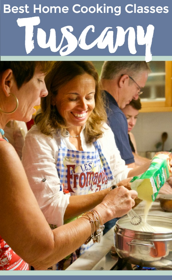 Cooking in Tuscany With Chicca: Review of One Day Home Cooking Class in Italy | Intentional Travelers