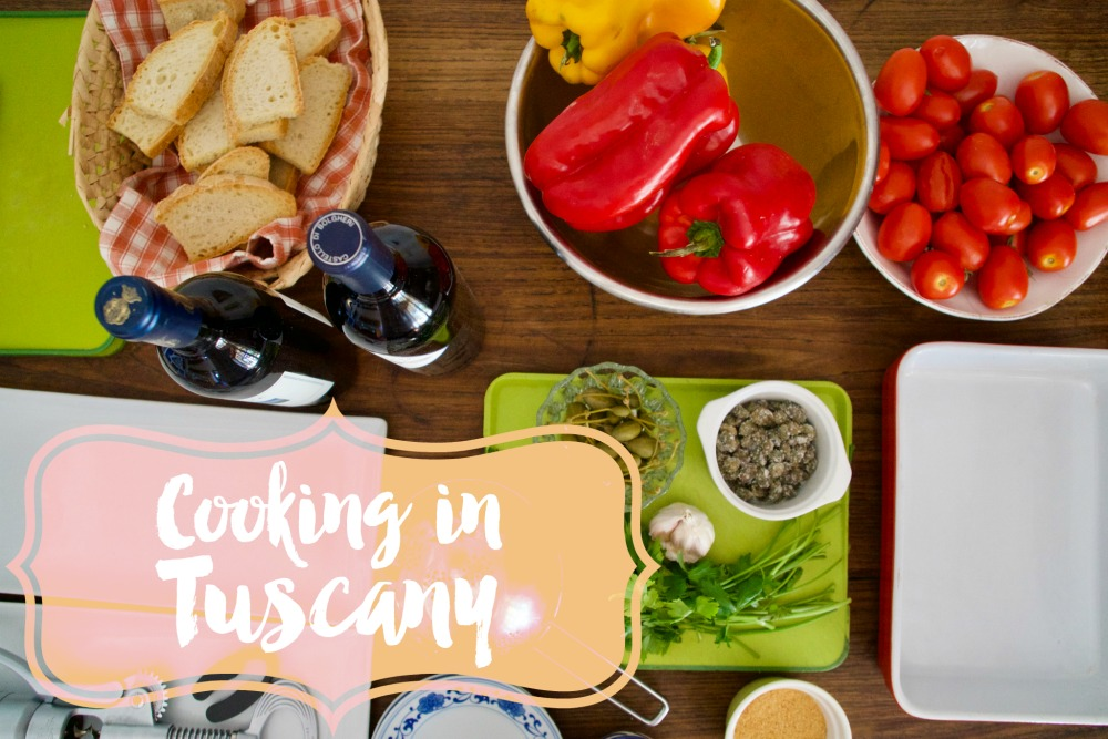 Cooking in Tuscany With Chicca: One Day Home Cooking Classes in Italy | Review by Intentional Travelers