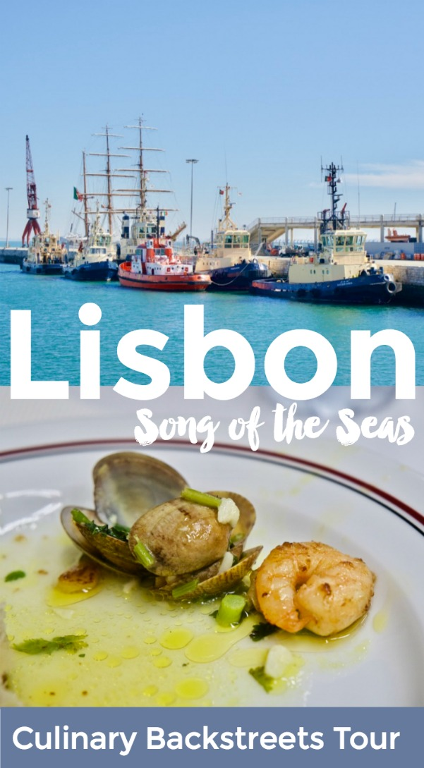 Walking food tour through Lisbon's historical port district | Intentional Travelers Review