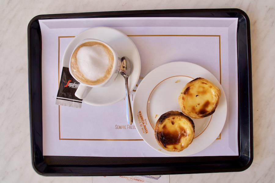 pasteis da nata | Self Guided Walking Tour Itineraries for Three Days in Lisbon Portugal