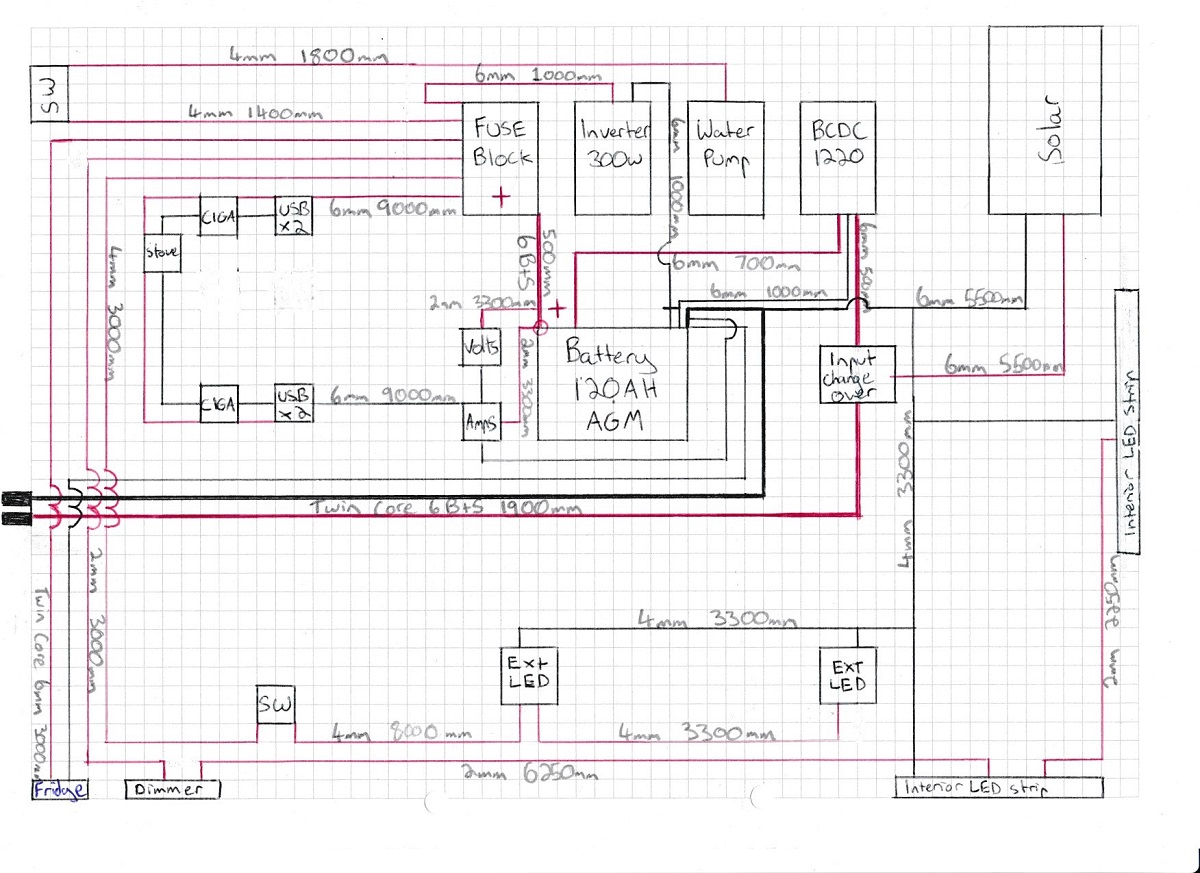 Diagram the toyota landcruiser owners club view topic all electric wtk prado wiring diagram download at honlapkeszites.co