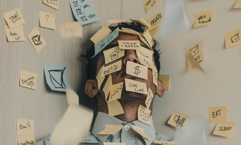 Precisamos diminuir o estresse - dicas para empresas e profissionais