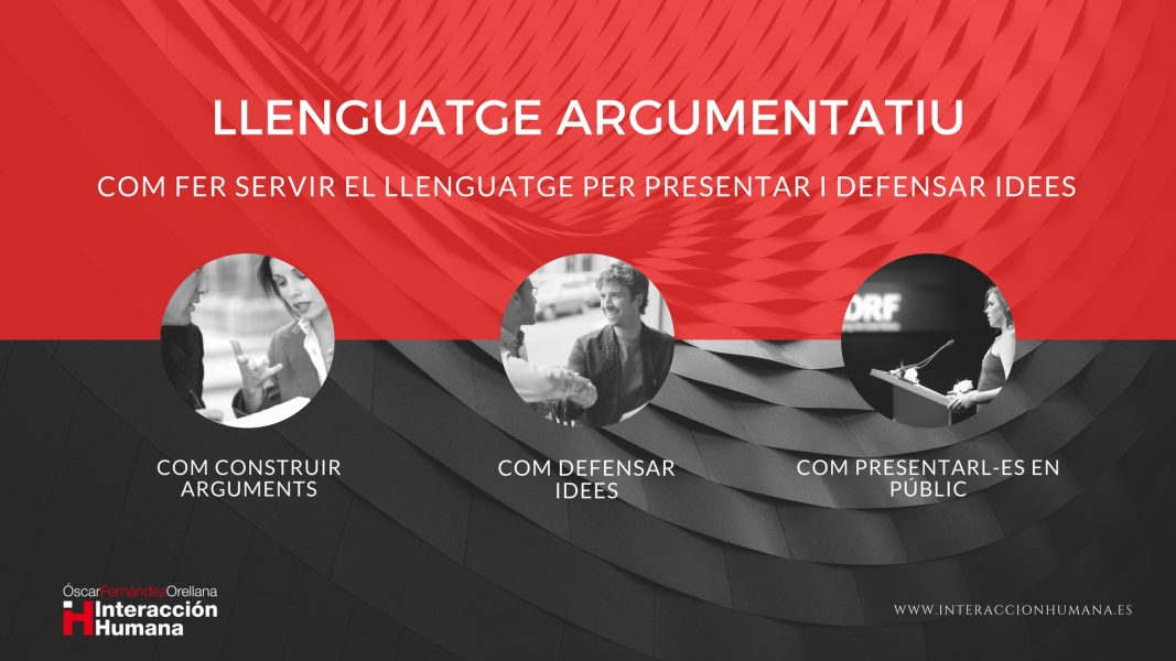 Lenguaje argumentativo