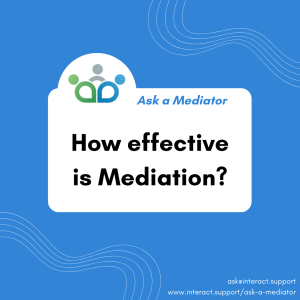How effective is Mediation