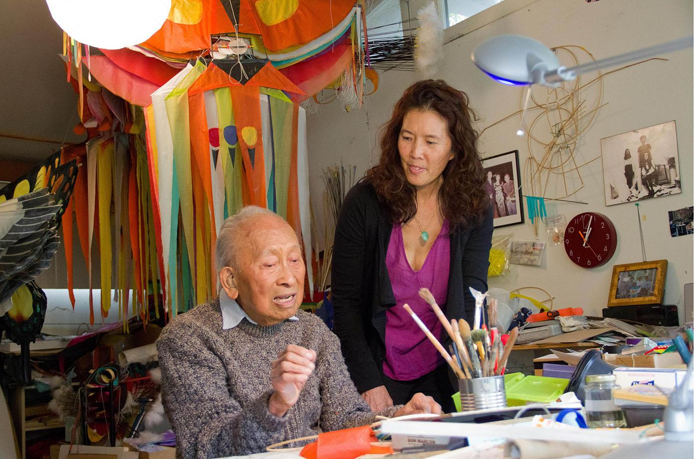 Famous Artists Who Also Happen To Be Living Centenarians