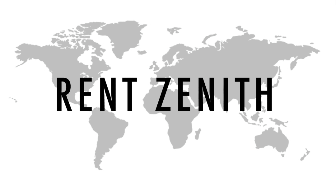 Rent Zenith Today