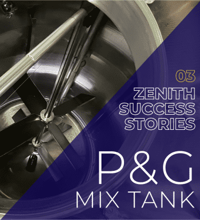 Procter and Gamble Zenith Success Story