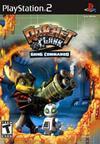 Ratchet and Clank 2 Going Commando Box Art