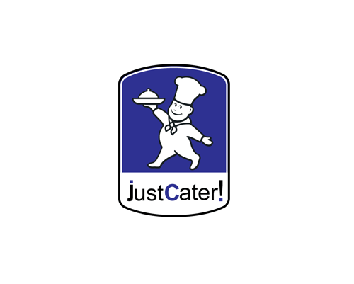 just cater logo