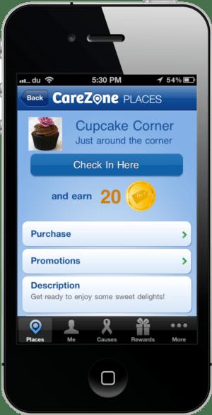 Carezone Screenshot-2