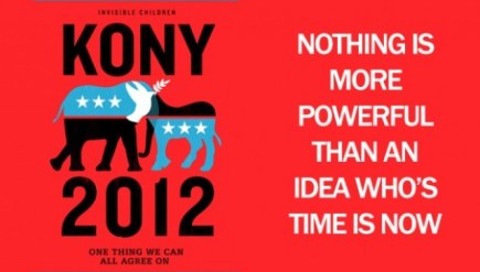 Kony2012 social media campaign