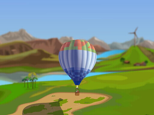 hot air balloon physic # 43