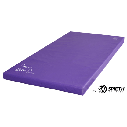 "Simone Biles Training Mat - 4' x 8' x 4"" Non-Folding"