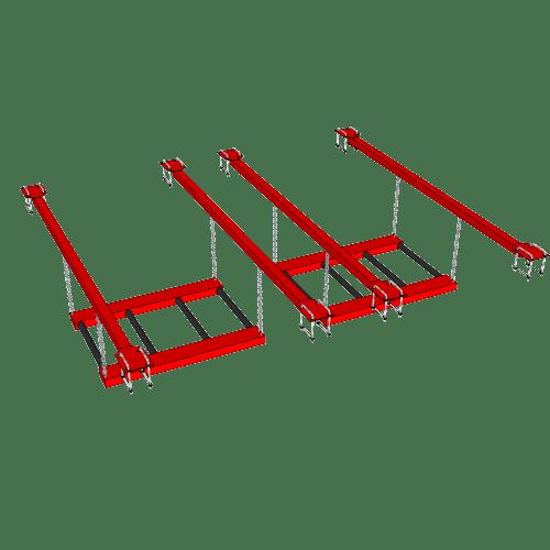 Ninja Training Sport Obstacle - Devil's Bridge