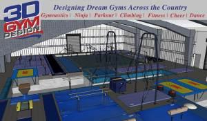3D Gym Design