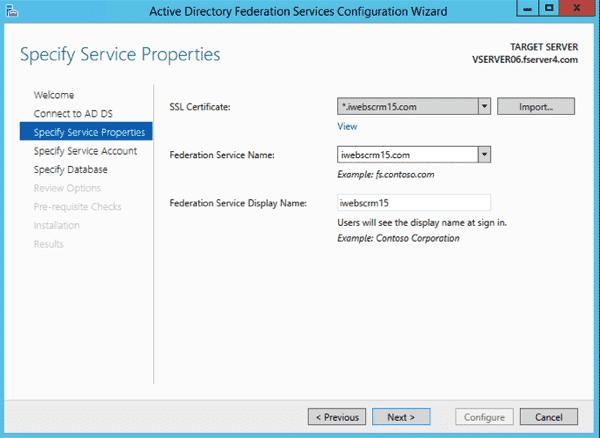 How to Set up CRM 2015 IFD on Windows 2012 and ADFS 3 0
