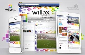 Willax - Gestión de Redes Sociales