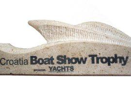 Boat Show Trophy
