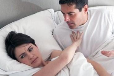 cinsel ilişki sorunları