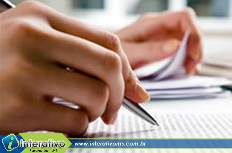 Prefeitura de Paranaíba abre inscrição para contratação
