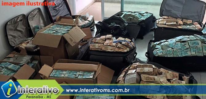 Operação do Gaeco em Paranaíba e Aparecida descobre R$ 750 mil em sonegação fiscal