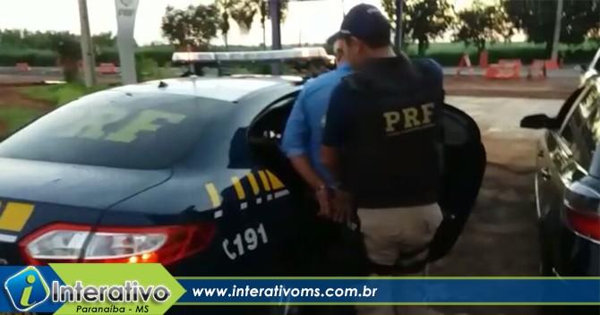 Forças de Segurança deflagram a Operação Fronteiras e Divisas Integradas I em Paranaíba e recuperam veículo furtado