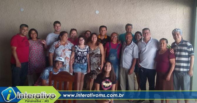 Irmãos se conhecem em Paranaíba após busca de 53 anos