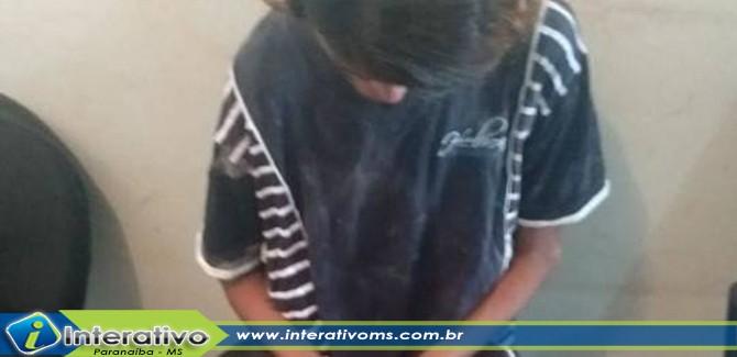Mulher alega ter invadido casa em busca de comida em Paranaíba