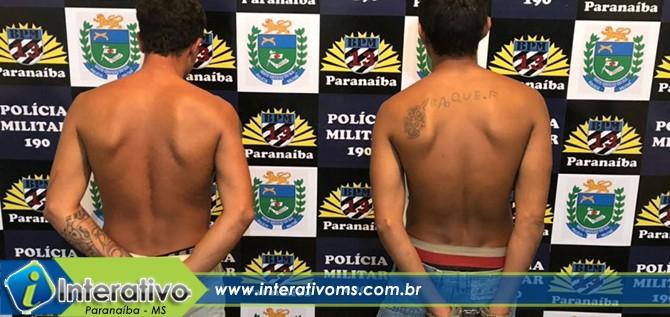 Suspeitos de espancamento em Paranaíba são presos