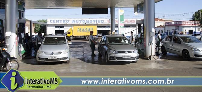 Combustível será liberado para venda na madruga de quarta-feira em Paranaíba
