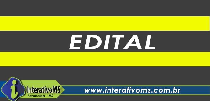 Edital para aquisição de alimentos da Escola Dr Ermírio Leal Garcia
