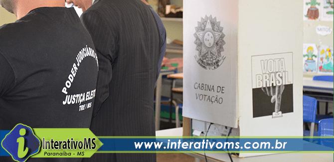 Juíza e promotor fazem verificação de urnas em Paranaíba