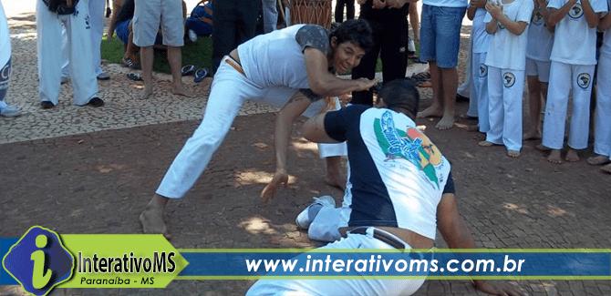 Open de capoeira acontece neste sábado