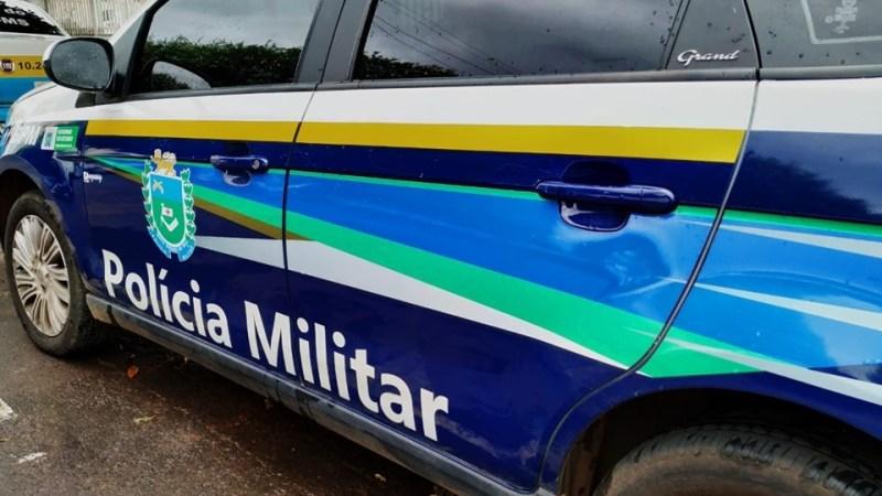 Dois são presos por roubo e agressão a deficiente visual em Paranaíba