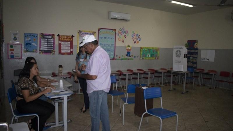 Paranaibenses comparecem as urnas e escolhem novos conselheiros tutelares