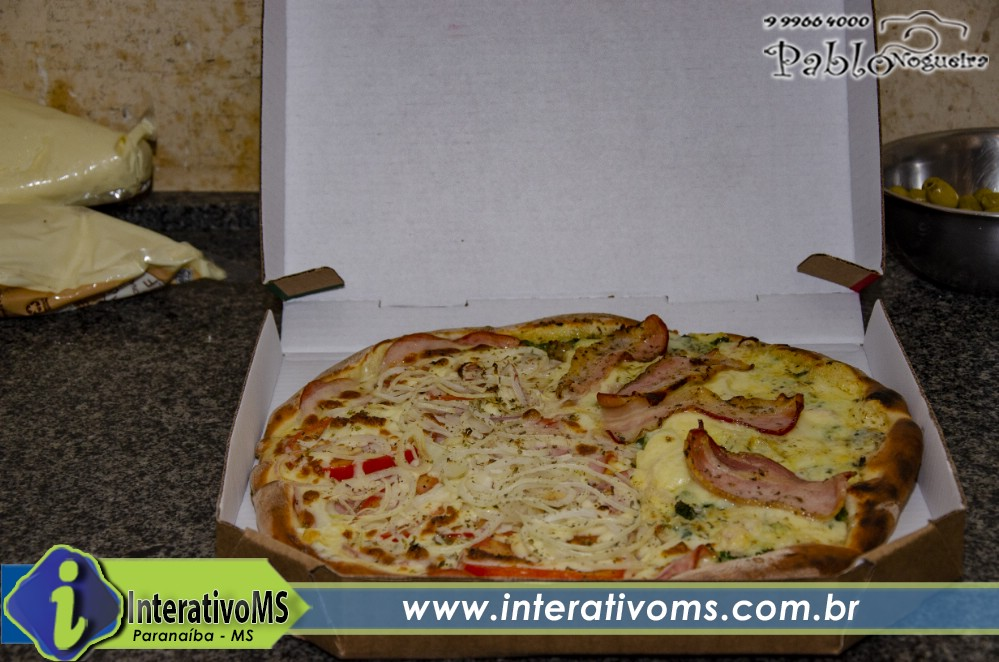 Rodízio na pizzaria La Favoritta