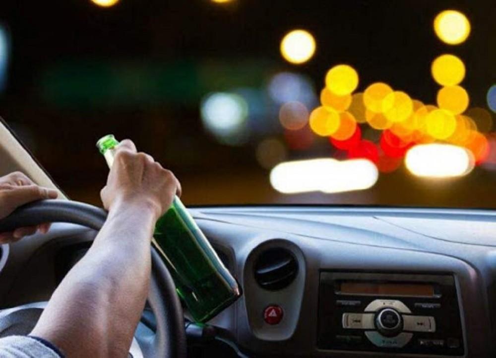 PRF prende motorista embriagado na BR-158
