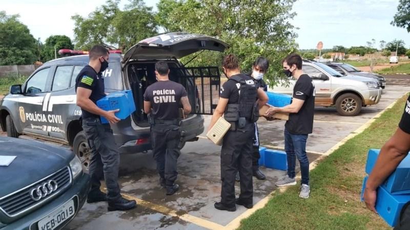 Operação Andarilhos: Polícia Civil investiga esquema de pagamento de diárias indevidas e fraude a licitações em Lagoa Santa