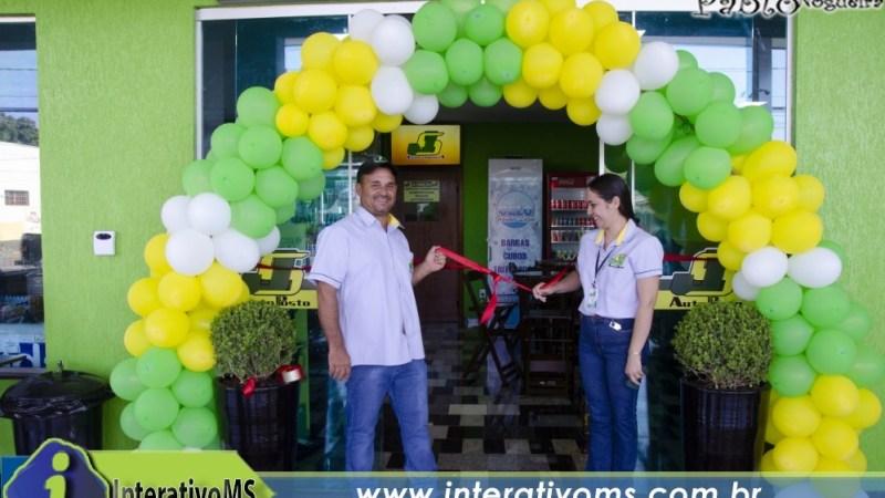 Auto Posto JS inaugurou conveniência neste sábado