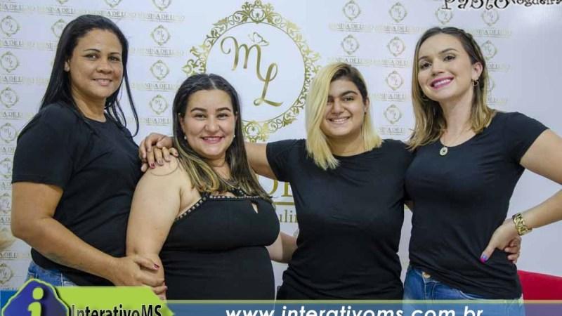 Fotos: Inauguração da loja Menina de Luxo