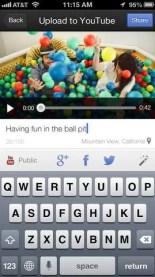 youtube capture ios da nasıl kullanılır
