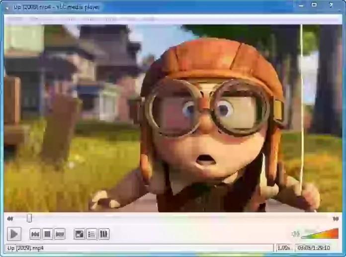 Ücretsiz Medya Oynatıcı; VLC Media Player