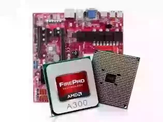 AMD'nin APU'ları