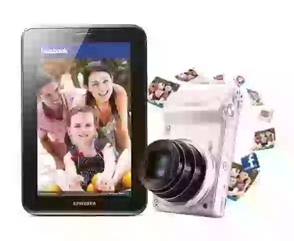 Samsung Smart Fotoğraf Makinesi ve Tablet Bir Arada!