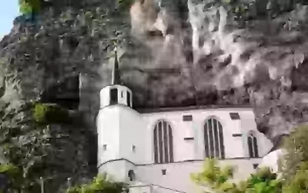 The Felsenkirche