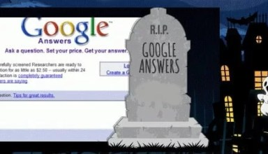 R.I.P Google Answers