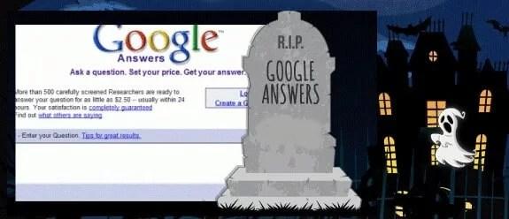 R.I.P Google Answers