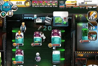 Hospital Havoc 2 oyundan kareler