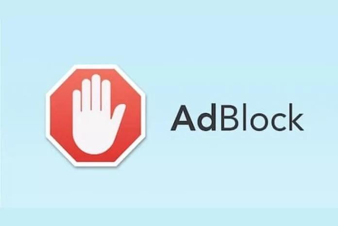 Adblock eklentisi indir